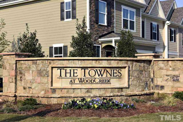 111 Bowerbank Lane #57, Apex, NC 27539 (#2156235) :: Triangle Midtown Realty