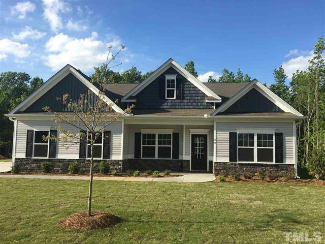 140 Post Oak Drive, Louisburg, NC 27549 (#2156240) :: The Jim Allen Group