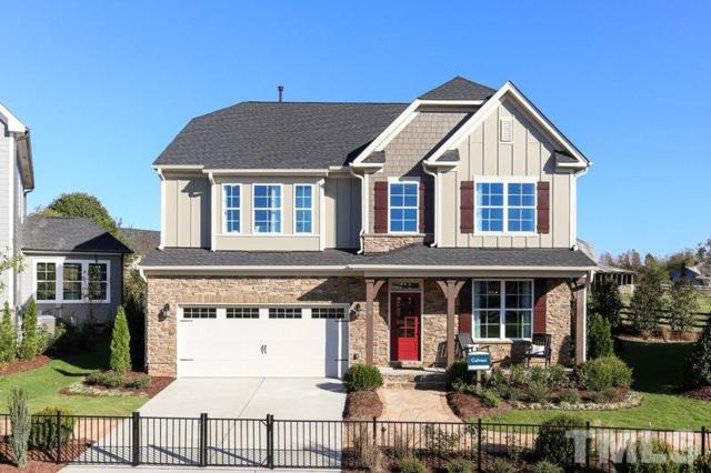 208 Morgan Ridge Road 112-Galvani, Holly Springs, NC 27540 (#2156255) :: Triangle Midtown Realty