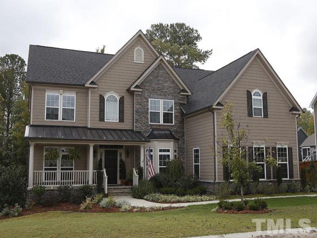 2725 Abruzzo Drive, Apex, NC 27502 (#2156256) :: Triangle Midtown Realty