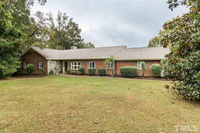 1462 Wheeler Drive, Angier, NC 27501 (#2156285) :: The Abshure Realty Group