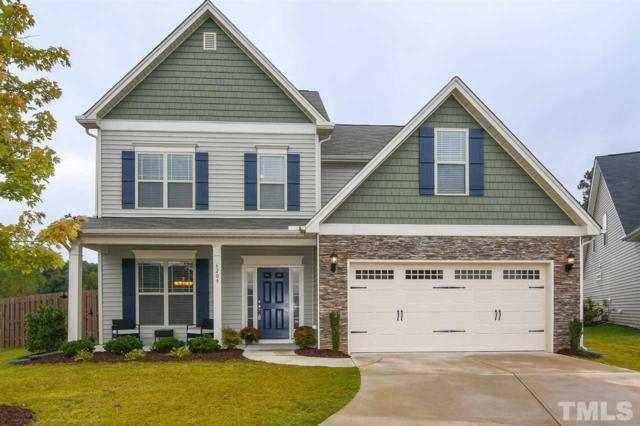 6209 Hirondelle Court, Holly Springs, NC 27540 (#2156288) :: Triangle Midtown Realty