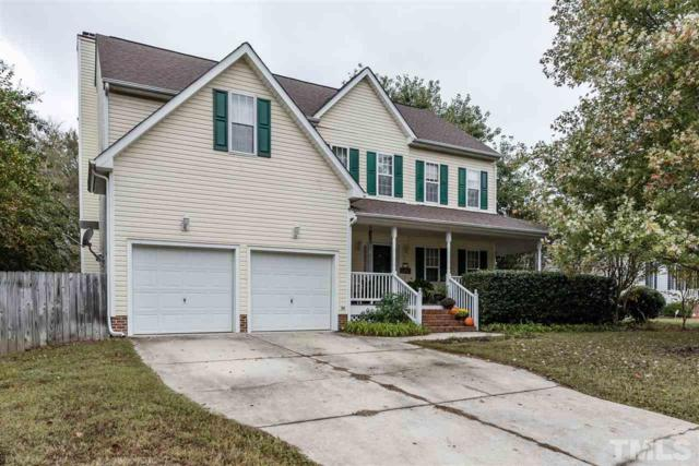 9421 White Carriage Drive, Wake Forest, NC 27587 (#2156301) :: Triangle Midtown Realty