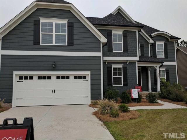 401 Rhoda Lilley Drive #68, Fuquay Varina, NC 27526 (#2156321) :: Triangle Midtown Realty