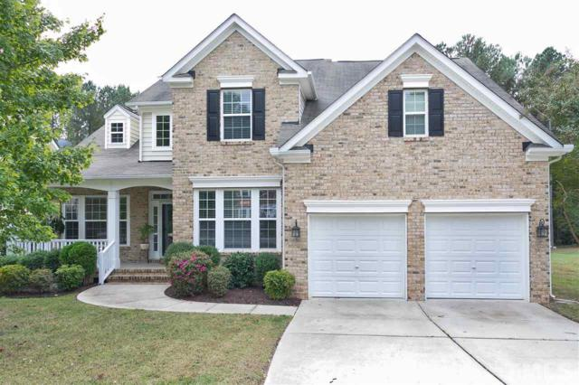 5316 Dutch Elm Drive, Apex, NC 27539 (#2156330) :: Triangle Midtown Realty
