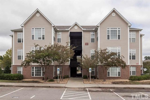 2511 Huntscroft Lane #302, Raleigh, NC 27617 (#2156334) :: Triangle Midtown Realty