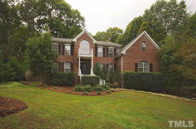 11735 Man O War Trail, Raleigh, NC 27613 (#2156338) :: Triangle Midtown Realty