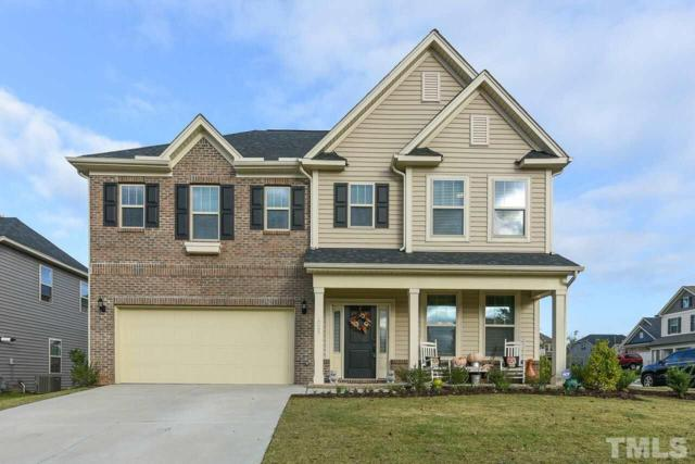 1025 Old Baron Drive, Fuquay Varina, NC 27526 (#2156351) :: The Abshure Realty Group