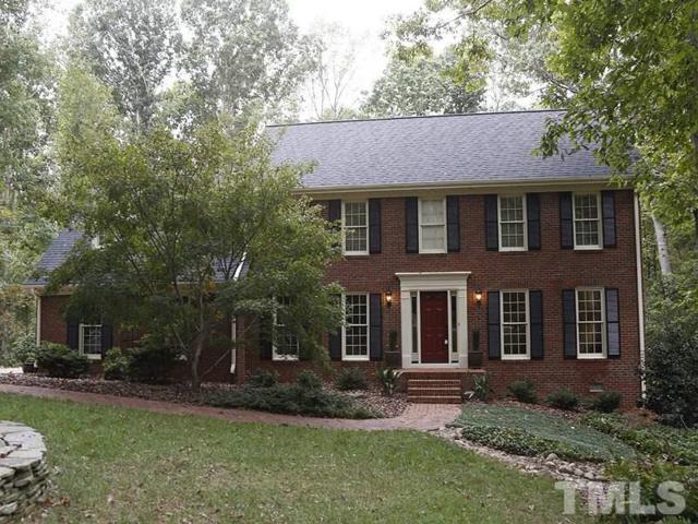 733 Bennington Drive, Raleigh, NC 27615 (#2156352) :: Triangle Midtown Realty