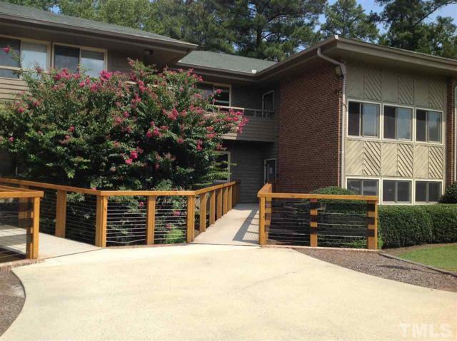 1717-101 Legion Road, Chapel Hill, NC 27514 (#2156354) :: Triangle Midtown Realty