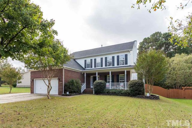2007 Henniker Street, Apex, NC 27523 (#2156355) :: Triangle Midtown Realty