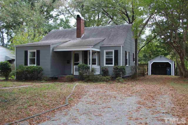 110 Higbee Street, Durham, NC 27704 (#2156386) :: Raleigh Cary Realty