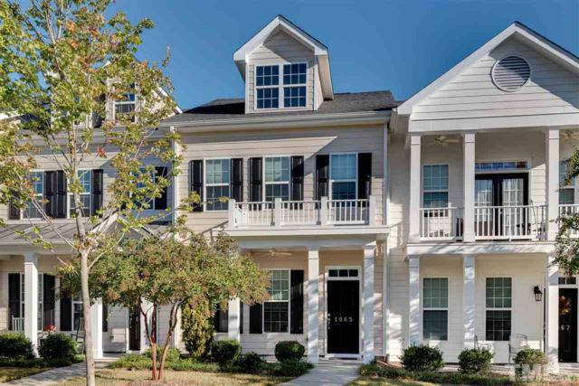 1065 Perdue Drive, Chapel Hill, NC 27517 (#2156430) :: Triangle Midtown Realty