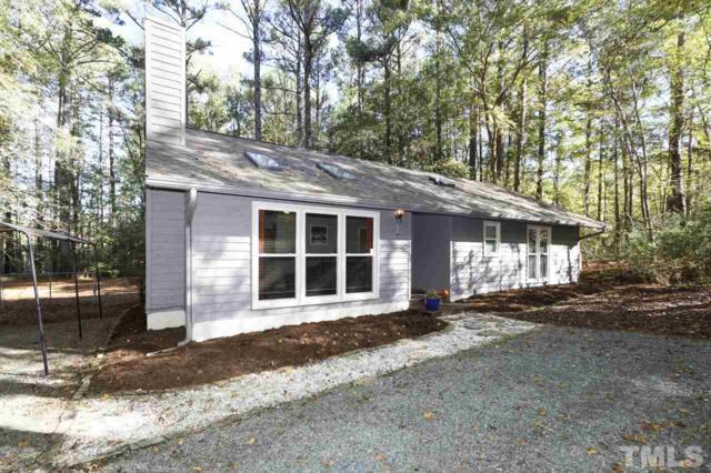 4205 Peeler Creek Lane, Chapel Hill, NC 27516 (#2156451) :: Raleigh Cary Realty