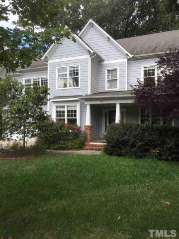 112 Springdale Way, Chapel Hill, NC 27517 (#2156477) :: Triangle Midtown Realty