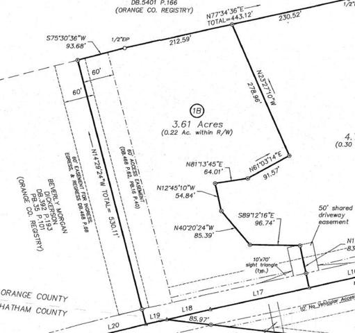 4169 Jones Ferry Road, Chapel Hill, NC 27516 (#2156490) :: Triangle Midtown Realty