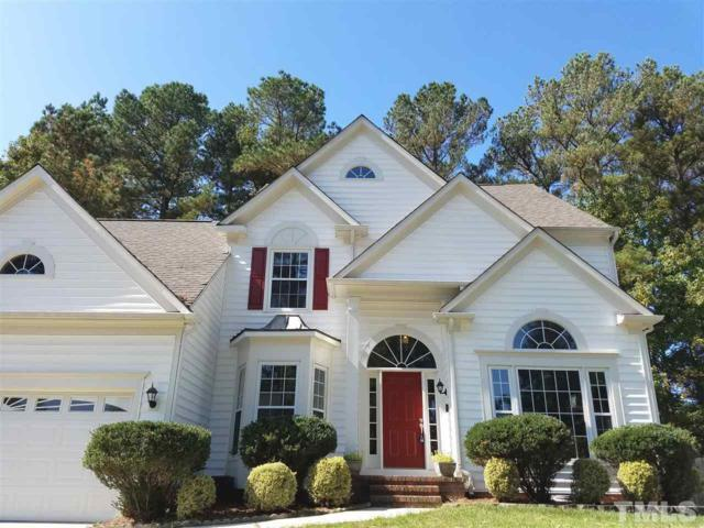 207 Swordgate Drive, Cary, NC 27513 (#2156499) :: The Abshure Realty Group