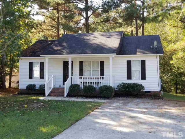 5705 Presentation Street, Knightdale, NC 27545 (#2156503) :: Triangle Midtown Realty