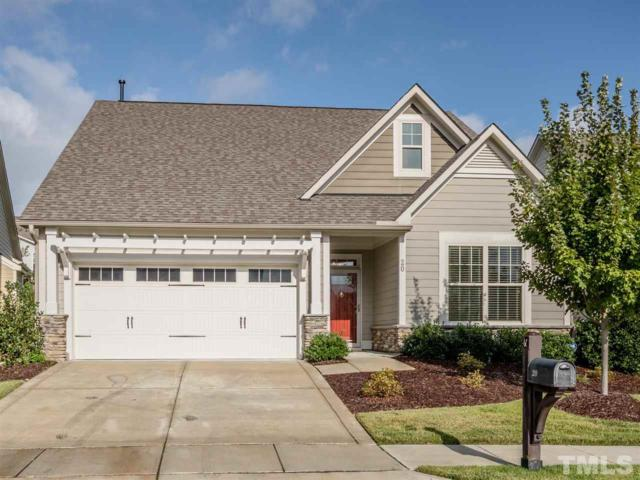 20 Copper Lantern Drive, Chapel Hill, NC 27516 (#2156505) :: Triangle Midtown Realty