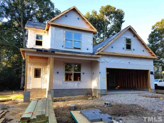 4909 Harbour Towne Drive, Raleigh, NC 27604 (#2156510) :: Triangle Midtown Realty