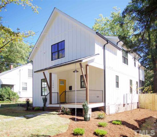 1306 N Duke Street, Durham, NC 27701 (#2156521) :: Triangle Midtown Realty