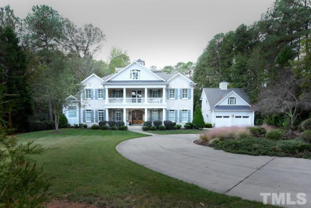 304 Nottingham Drive, Chapel Hill, NC 27517 (#2156526) :: Triangle Midtown Realty