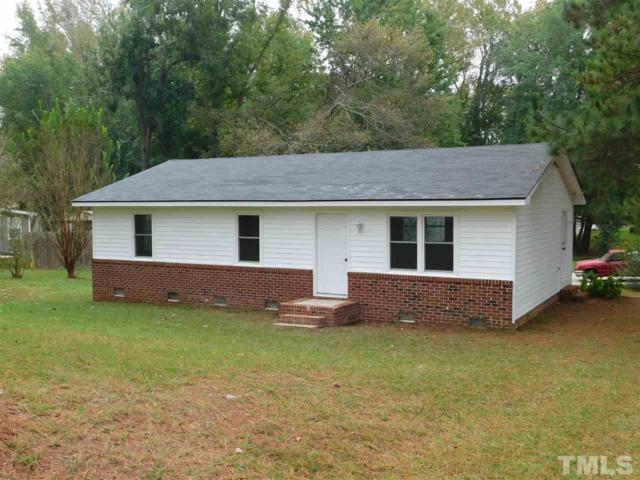 602 Timber Drive, Wendell, NC 27591 (#2156540) :: Triangle Midtown Realty