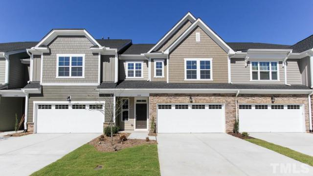1109 Craigmeade Drive #036, Morrisville, NC 27560 (#2156542) :: The Abshure Realty Group