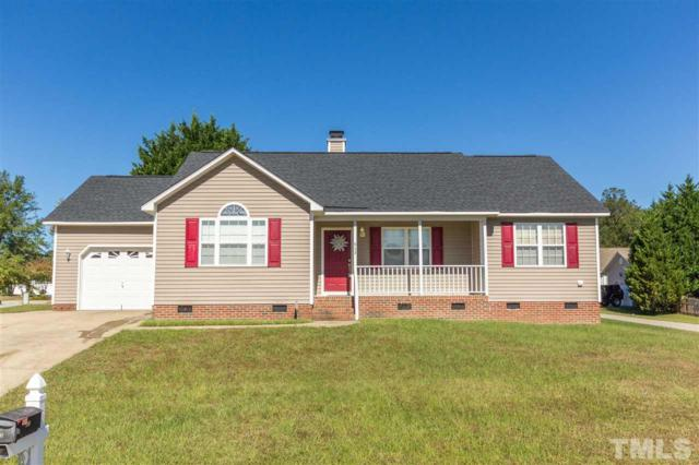 913 S Willhaven Drive, Fuquay Varina, NC 27526 (#2156604) :: Raleigh Cary Realty