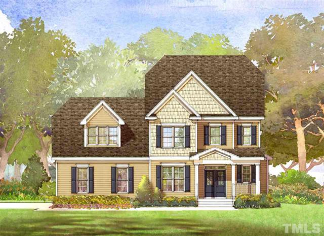 400 Rockport Drive, Clayton, NC 27527 (#2156605) :: Triangle Midtown Realty