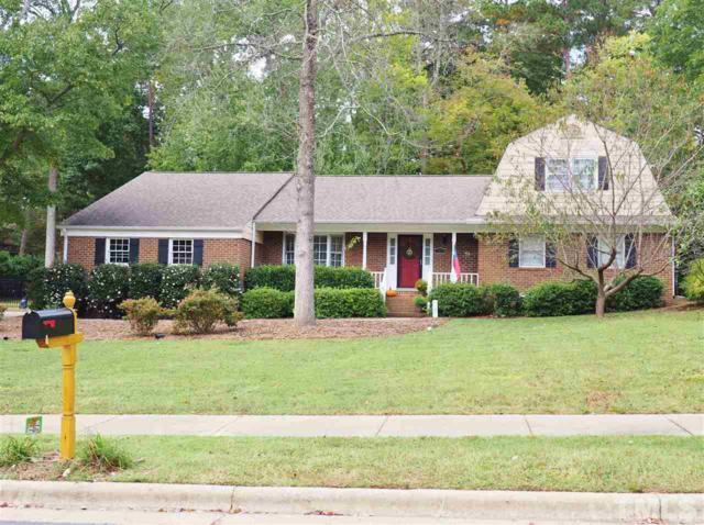 6901 Buckhead Drive, Raleigh, NC 27605 (#2156606) :: Triangle Midtown Realty