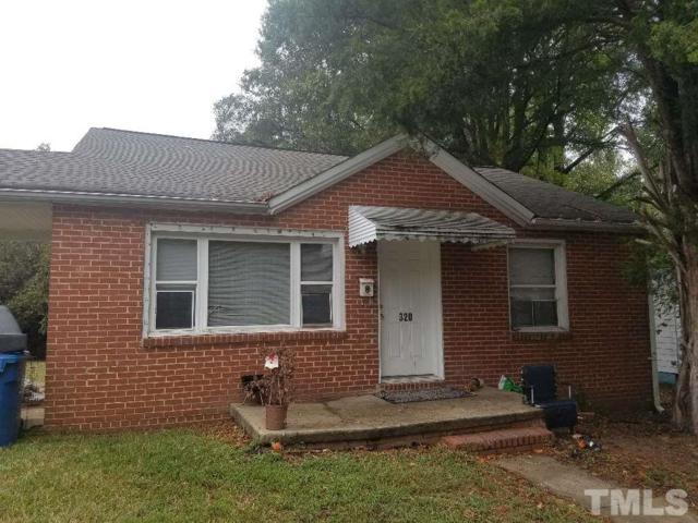 320 Benjamine Street, Durham, NC 27703 (#2156632) :: Triangle Midtown Realty