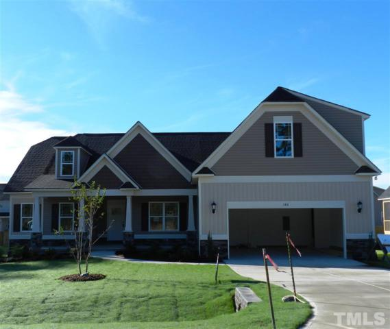 146 Kyndallee Lane, Garner, NC 27529 (#2156633) :: The Abshure Realty Group
