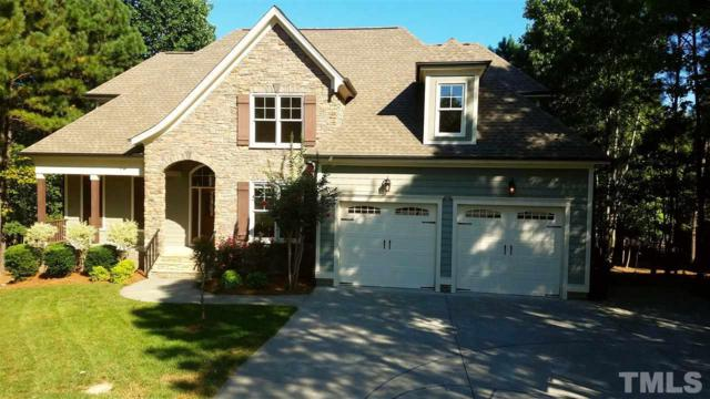 508 Belmont Circle, Wake Forest, NC 27587 (#2156640) :: Triangle Midtown Realty