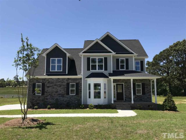 141 Vibernum View, Four Oaks, NC 27524 (#2156647) :: Triangle Midtown Realty