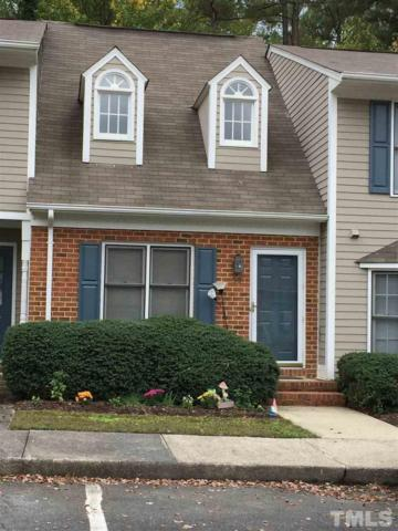 55 Forest Oaks Drive #55, Durham, NC 27705 (#2156656) :: Triangle Midtown Realty