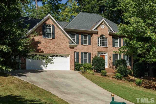 107 Balzac Court, Cary, NC 27511 (#2156667) :: The Abshure Realty Group