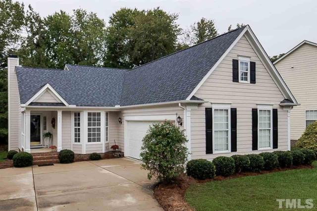 113 Gremar Drive, Holly Springs, NC 27540 (#2156677) :: The Jim Allen Group