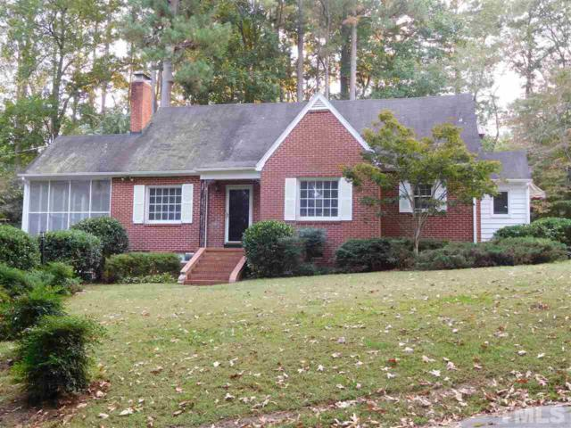 100 Park Drive, Oxford, NC 27565 (#2156687) :: The Jim Allen Group