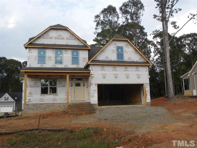 124 W Cultivator Way, Clayton, NC 27520 (#2156727) :: The Abshure Realty Group