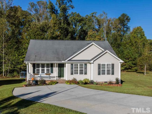 30 Hearther Court, Youngsville, NC 27596 (#2156776) :: The Jim Allen Group