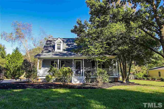 205 Lynnfield Lane, Garner, NC 27529 (#2156791) :: Raleigh Cary Realty