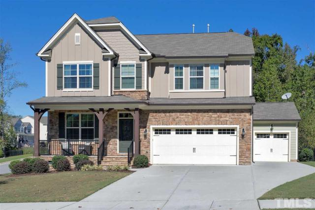 1678 Salem Village Drive, Apex, NC 27502 (#2156824) :: The Jim Allen Group