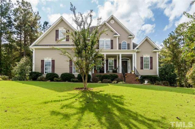 513 Millstone Drive, Clayton, NC 27527 (#2156834) :: The Abshure Realty Group