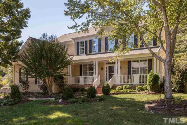 9401 Miranda Drive, Raleigh, NC 27617 (#2156854) :: The Abshure Realty Group