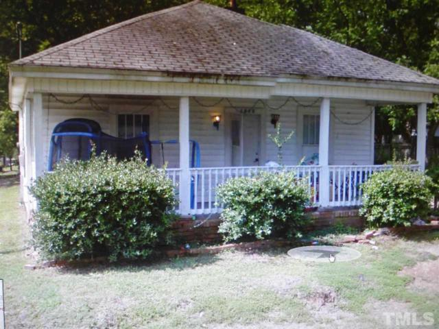 1516 Lathrop Street, Durham, NC 27703 (#2156868) :: The Abshure Realty Group