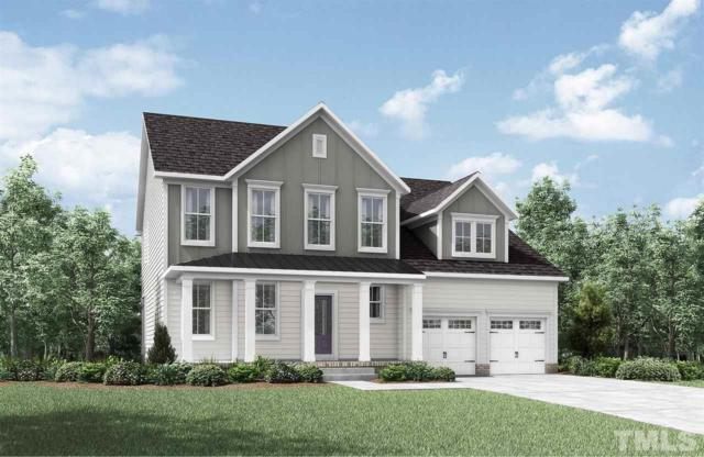 1656 Highpoint Street, Wake Forest, NC 27587 (#2156870) :: The Abshure Realty Group