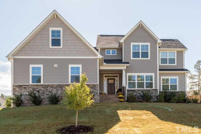 300 Bradshaw Way, Clayton, NC 27527 (#2156907) :: Raleigh Cary Realty