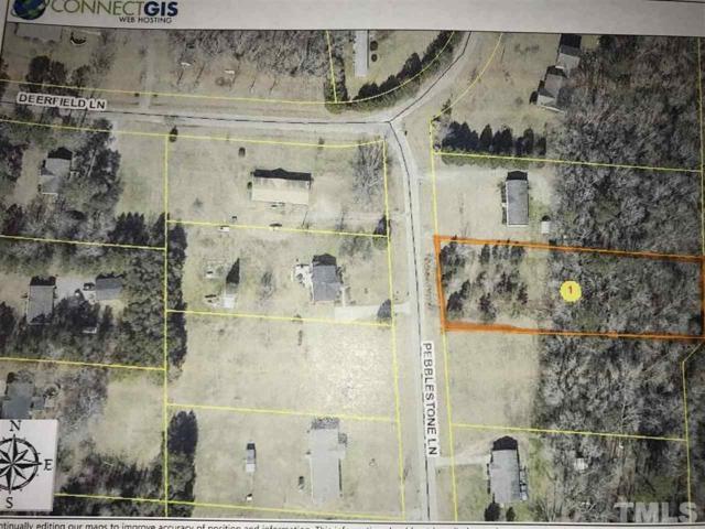 Pebblestone Lane, Dunn, NC  (#2156942) :: The Abshure Realty Group