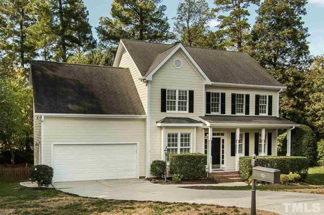 113 Valenta Court, Cary, NC 27513 (#2157112) :: Raleigh Cary Realty
